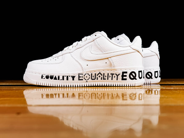 Men's Nike Air Force 1 Low CMFT 'Equality' [AQ2118-100]