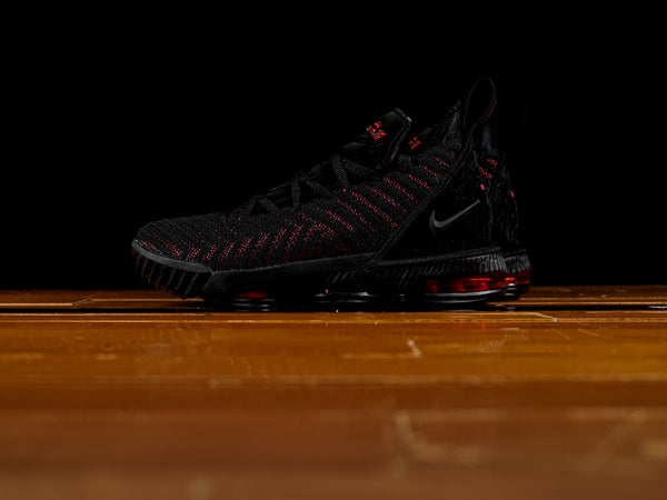 Kid's Nike LeBron 16 GS 'Fresh Bred' [AQ2465-002]