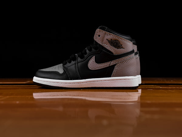 "Kid's Air Jordan Retro 1 High OG PS ""Shadow"" [AQ2664-013]"