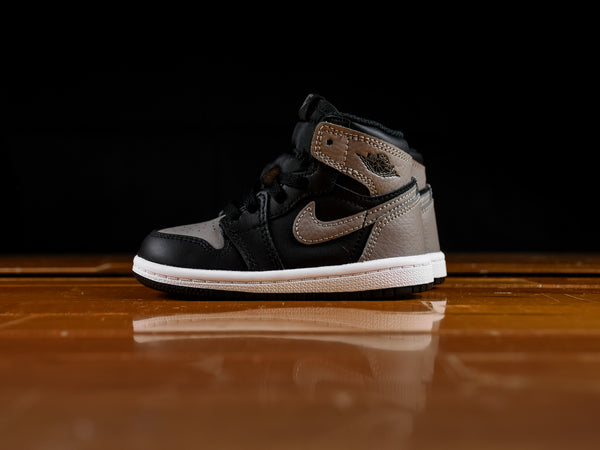 "Kid's Air Jordan Retro 1 High OG ""Shadow"" [AQ2665-013]"