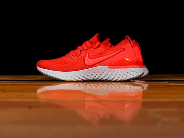 cheap for discount 76e14 44dc1 Kid s Nike Epic React Flyknit 2 GS ...