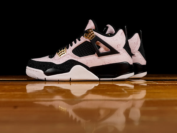 "Women's Air Jordan 4 Retro ''Silt Red"" [AQ9129-601]"