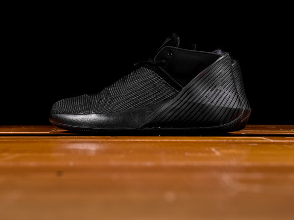 Men's Air Jordan Why Not Zer0.1 Low 'Triple Black' [AR0043-001]
