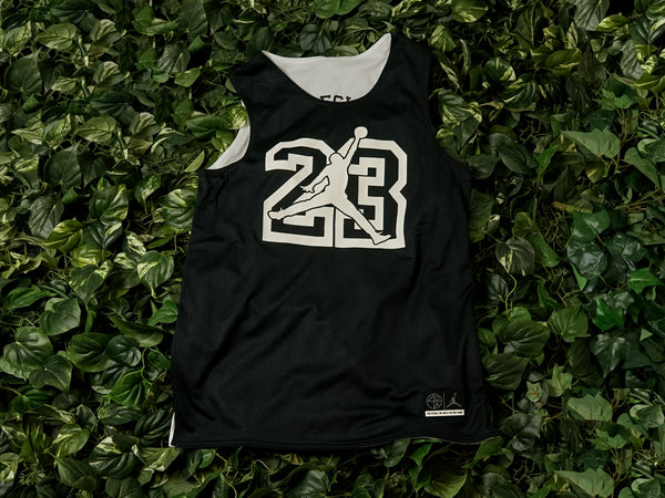 Men's Air Jordan 'He Got Game' Reversible Jersey [AR1257-010]