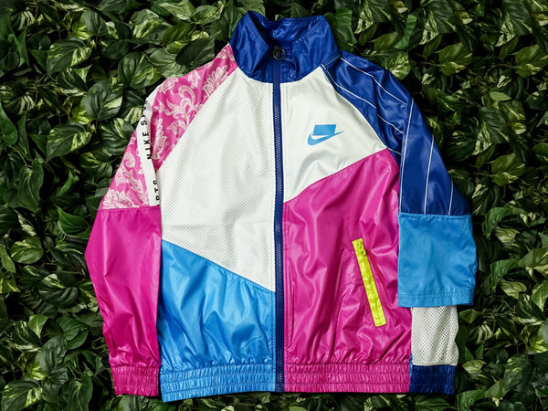 Men's Nike Sportswear ColorBlock Jacket [AR3025-412]