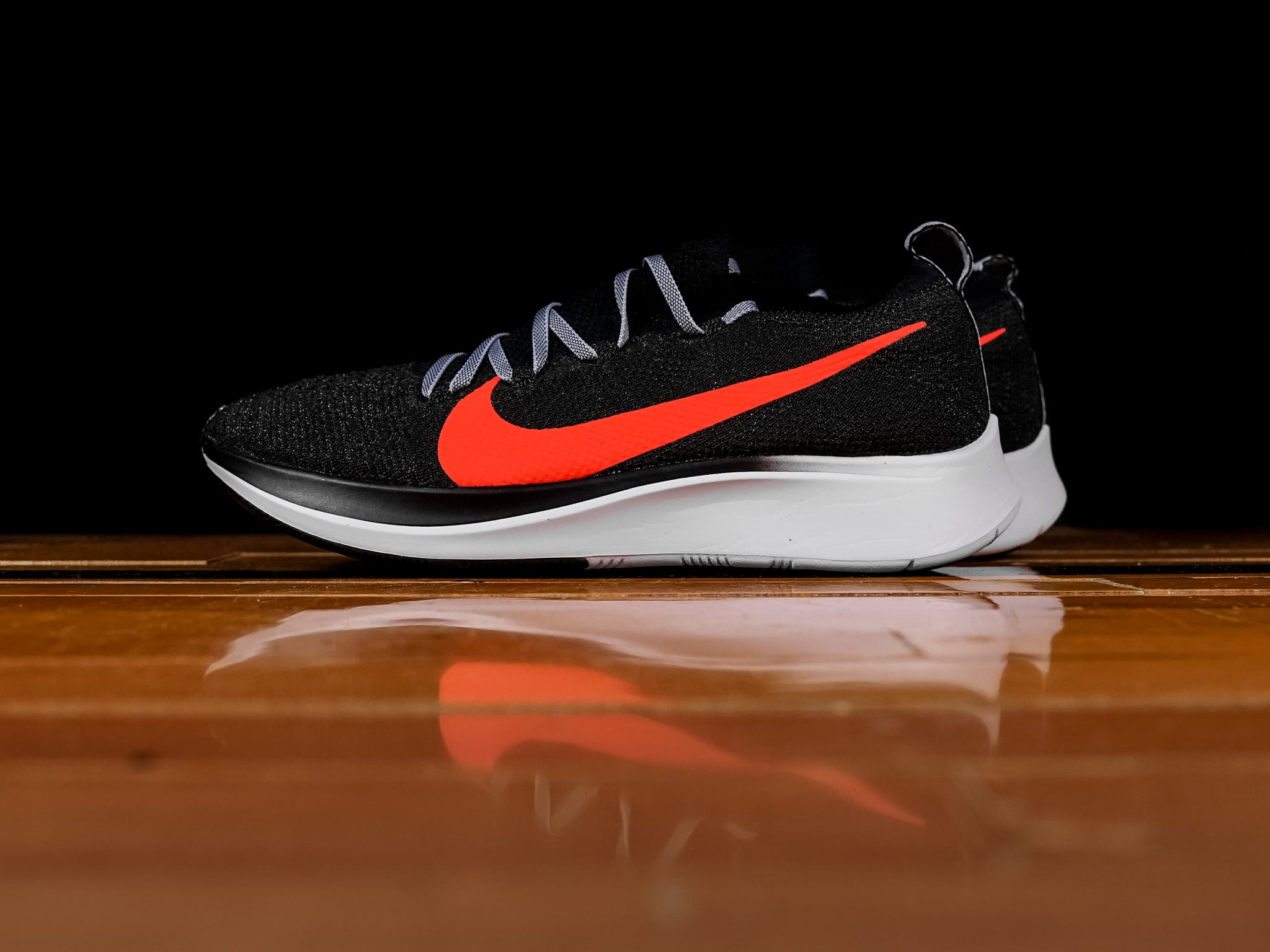 plus récent a43fe 90a27 Men's Nike Zoom Fly Flyknit 'Bright Crimson' [AR4561-005]