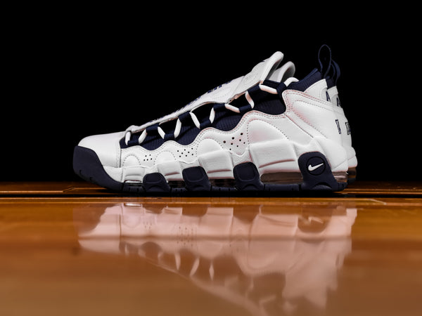 Men's Nike Air More Money 'The Bronx'  [AR5401-100]