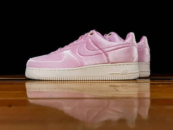 Men's Nike Air Force 1 Low Premium 'Velour' [AT4144-600]