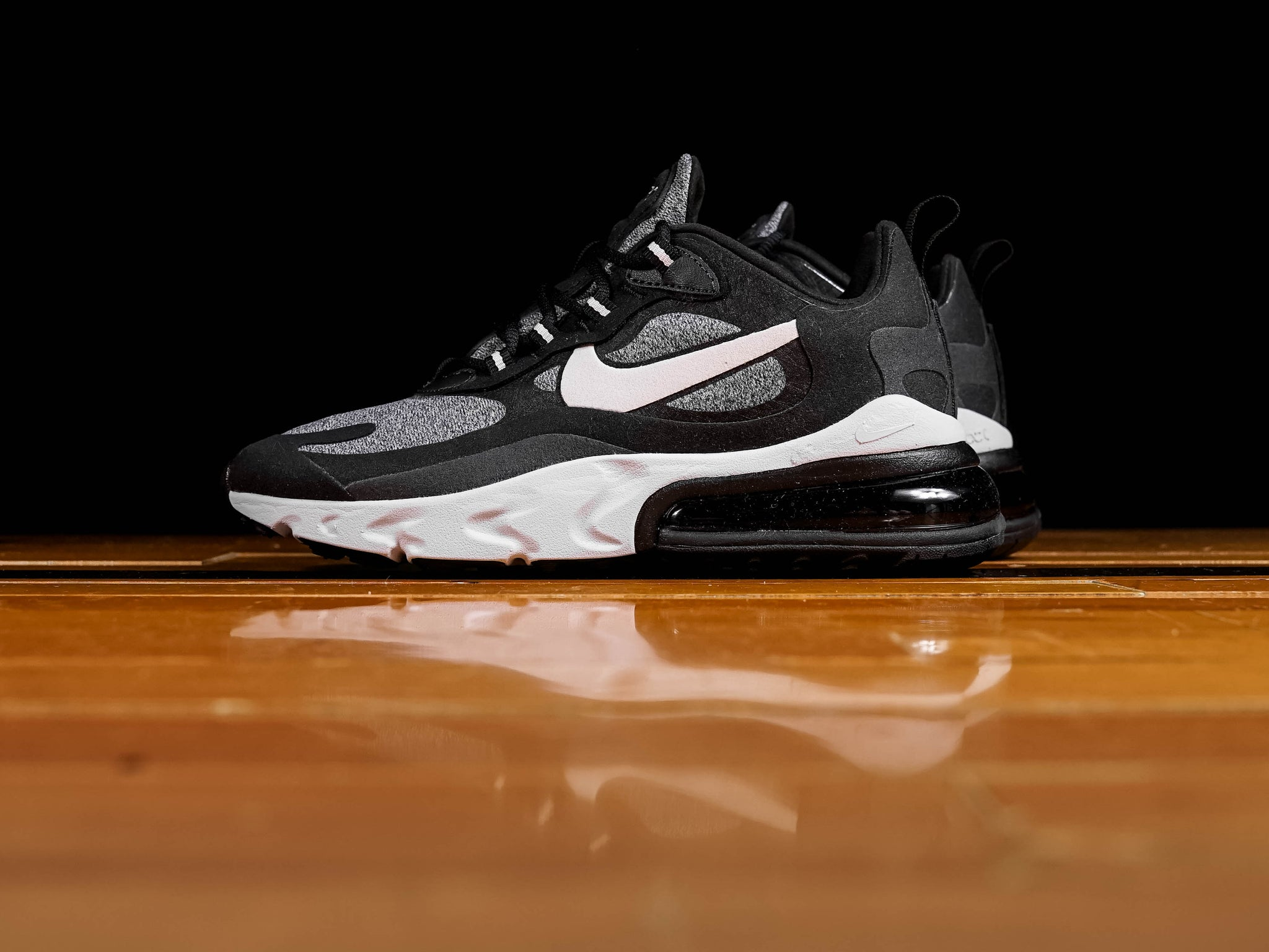 new arrival f13bf 277c8 Women's Nike Air Max 270 React 'Optical' [AT6174-001]