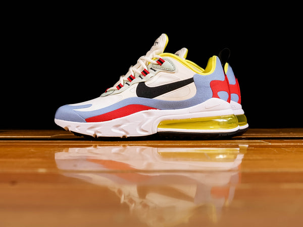 Women's Nike Air Max 270 React 'Bauhaus' [AT6174-002]