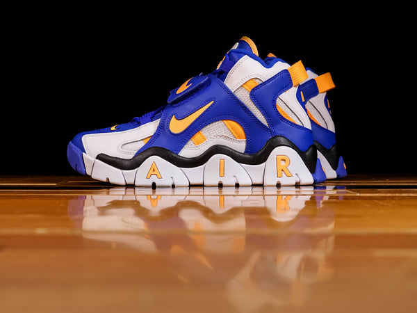 Men's Nike Air Barrage Mid 'Rams' [AT7847-100]
