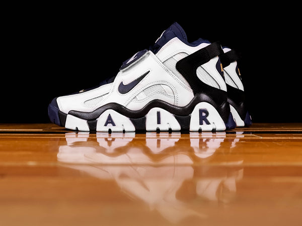 Men's Nike Air Barrage Mid [AT7847-101]