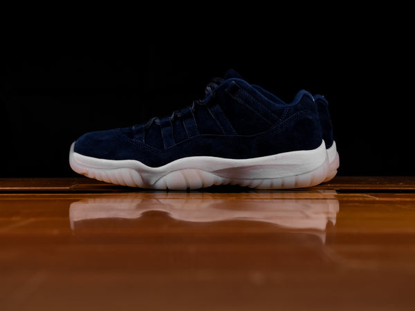 Men's Air Jordan 11 Low 'RE2PECT' [AV2187-441]