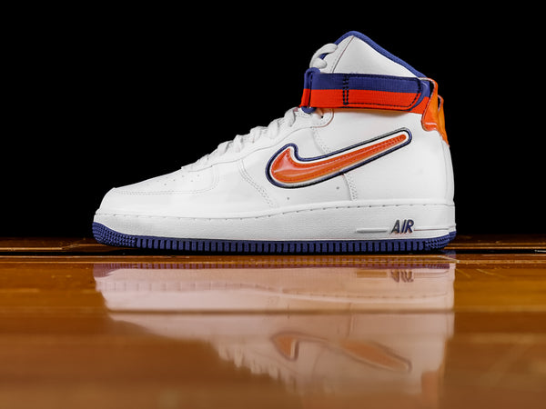 Men's Nike Air Force 1 High 07 LV8 'NBA' [AV3938-100]