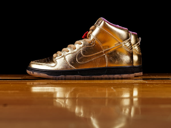 Men's Humidity X Nike SB Dunk High QS 'Trumpet' [AV4168-776]