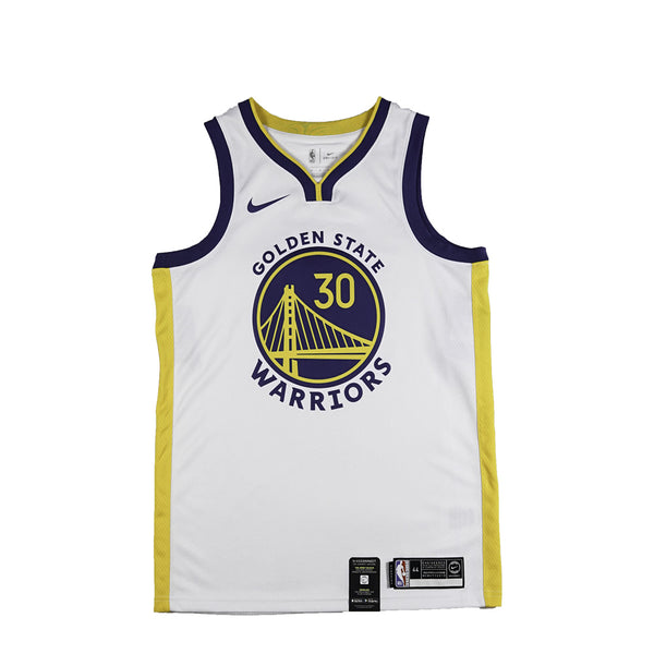 "Nike Mens NBA Swingman Golden State Warriors ""Stephen Curry"" Jersey"