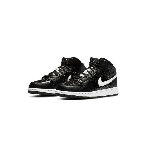 Air Jordan Kids 1 Mid SE Shoes