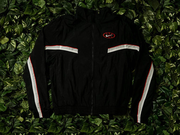 Men's Nike Throwback Woven Jacket [AV9755-010]