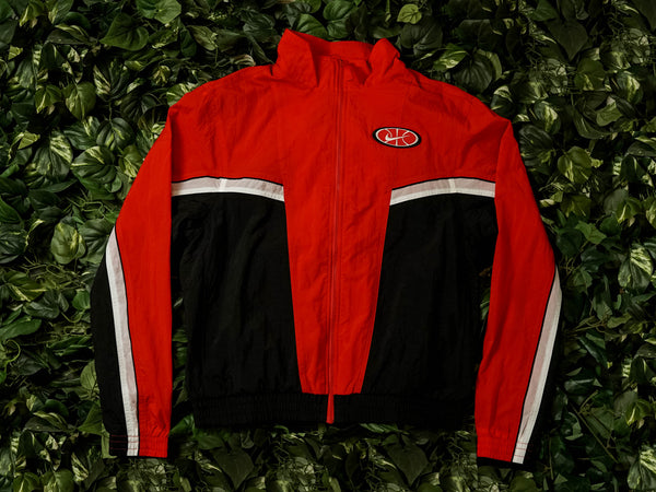 Men's Nike Throwback Woven Jacket [AV9755-657]