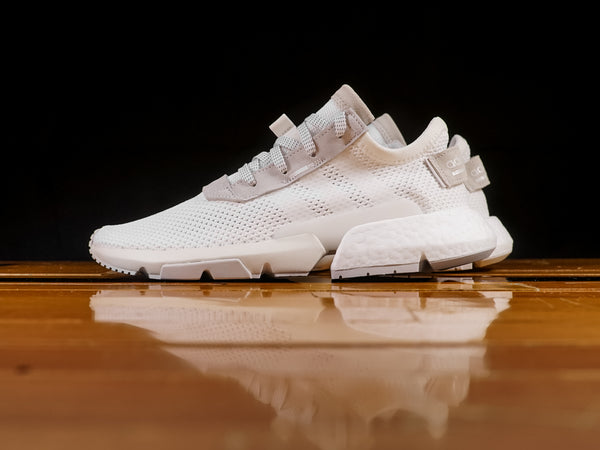 Men's Adidas POD S3.1 'Triple White' [B28089]