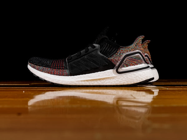 Men's Adidas Ultra Boost 19 'Dark Pixel' [B37706]