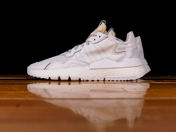 Men's Adidas Nite Jogger 'Cloud White' [BD7676]
