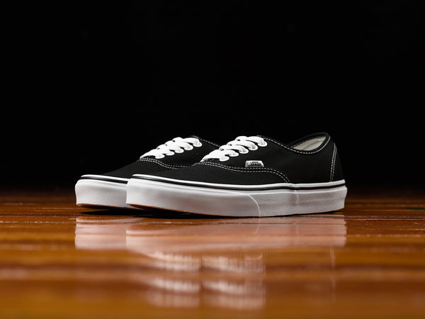 Men's Vans Authentic 'Black' [VN000EE3BLK]