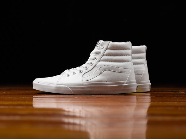 Men's Vans sk8-Hi 'Triple White' [VN000D5IW00]