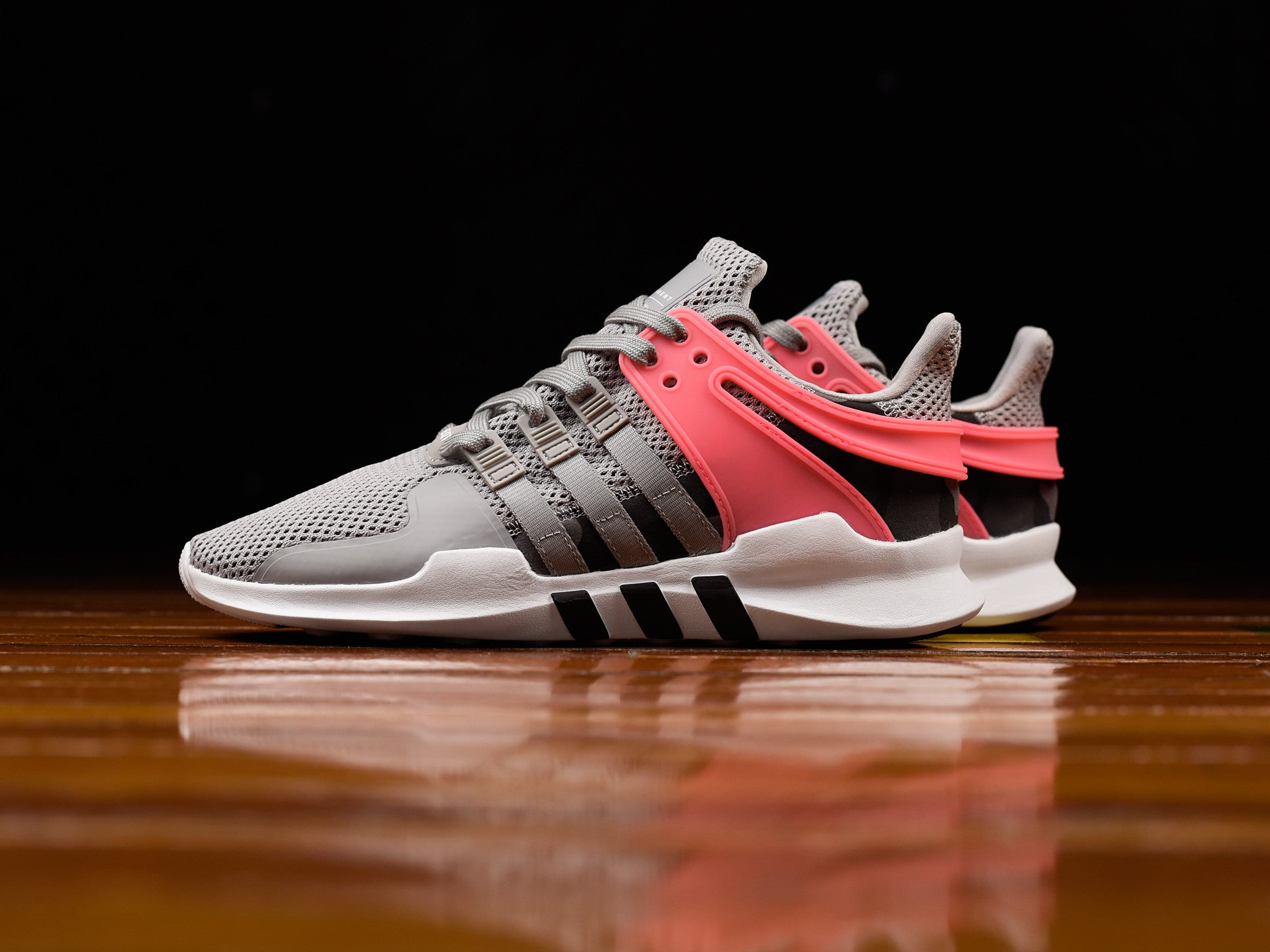Adidas EQT Support ADV Camo Pink Running Shoes