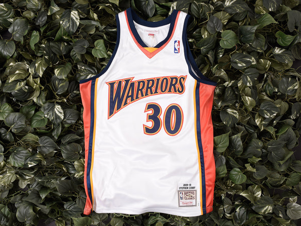 Mitchell & Ness 'Curry' NBA Authentic Jersey [7226A-3A9-09SCURR]