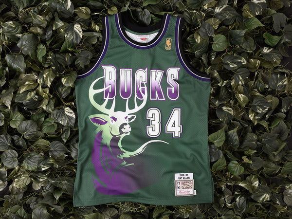 Mitchell & Ness 'Allen' NBA Authentic Jersey [7226A-315-96RALL2]