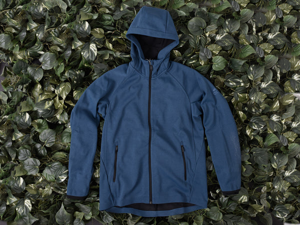 Men's Adidas Climaheat Capsule Hoodie 'Mineral Blue' [S94486]