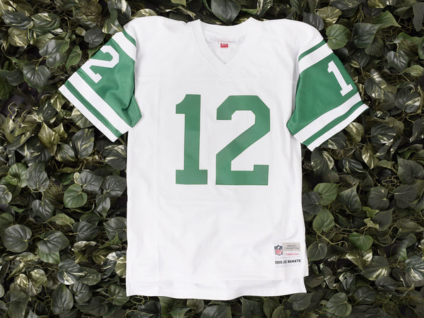 Mitchell & Ness 'Joe Namath' NFL Authentic Jersey [7354-257-68JNAMA]
