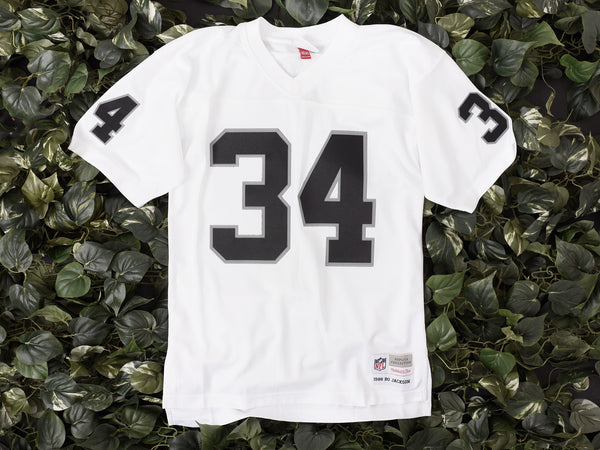 Mitchell & Ness 'Bo Jackson' NFL Authentic Jersey [7354-2RL-88BOJAC]