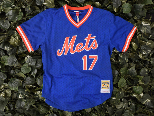 Mitchell & Ness 'Keith Hernandez' MLB Authentic Mesh BP [5621 417 KHERN86]