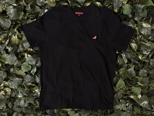Men's Staple Pigeon 'Bird Frame' Tee [1704C3869]