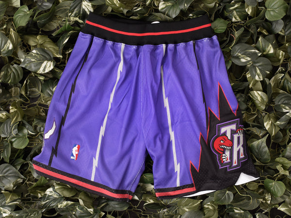 Mitchell & Ness 'Raptors '98-'99' NBA Authentic Shorts [369PA-343]
