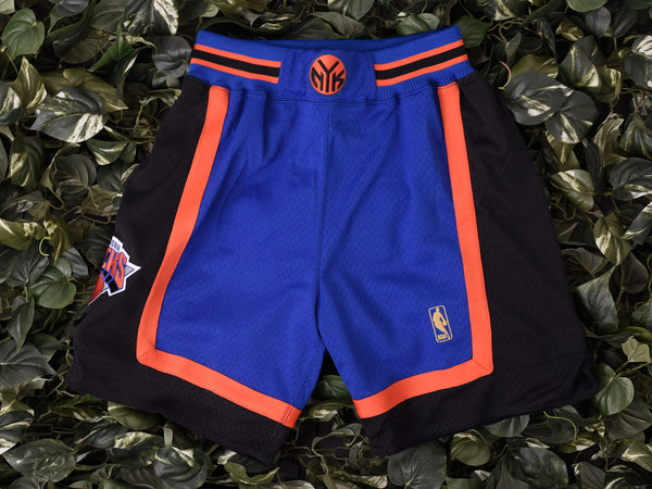 Mitchell & Ness 'Knicks '96-97' NBA Authentic Shorts