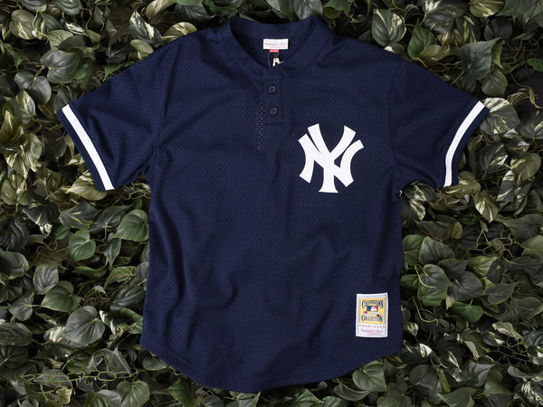 Mitchell & Ness NYY Don Mattingly BP Jersey [5621-418-95DMATT]