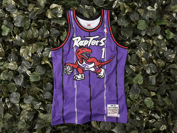 Mitchell & Ness 'McGrady' NBA Authentic Jersey [7226A-343]