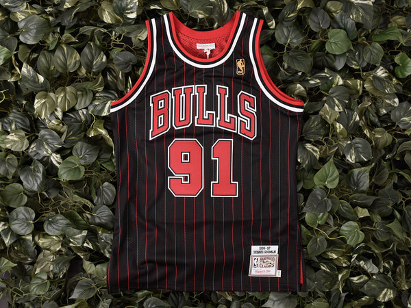 Mitchell & Ness 'Rodman' NBA Authentic Jersey [7226A-300]