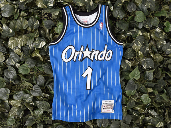 Mitchell & Ness 'Hardaway' NBA Authentic Jersey [7226A-3MG]