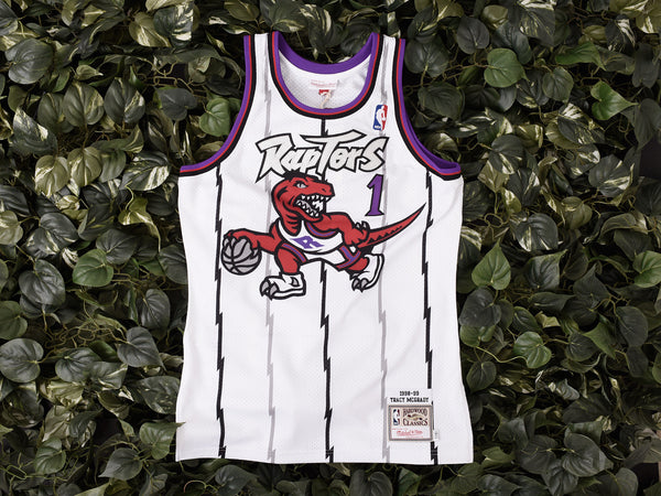 Mitchell & Ness 'McGrady' NBA Authentic Jersey [7226A-336]