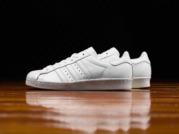 Women's Adidas Superstar 80's Metal Toe [S76540]