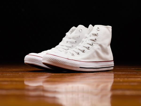 Men's Converse All Star Optic White Hi [M7650]
