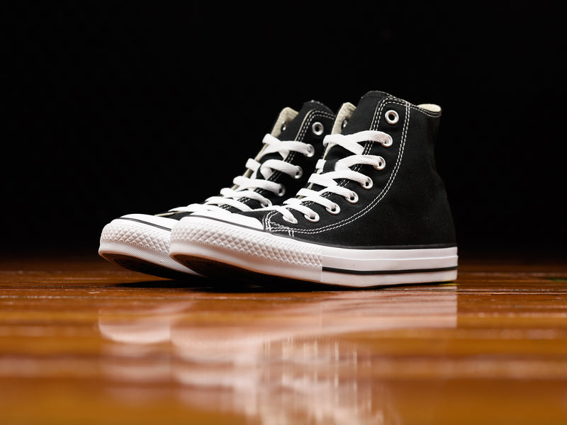 Men's Converse All Star Black Low [M9166]