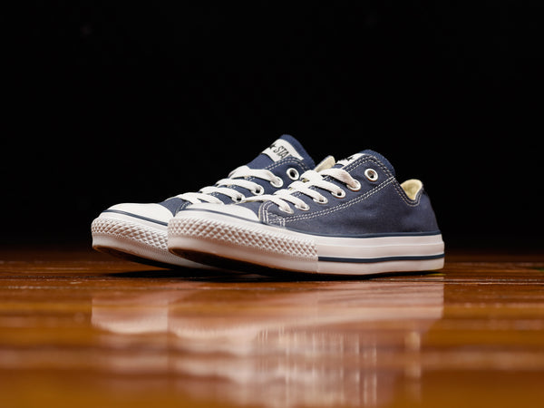 Men's Converse All Star Navy Low [M9697]