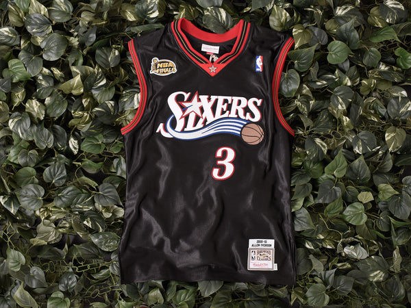 Mitchell & Ness 'Iverson' NBA Authentic Jersey [7226A-3B1]
