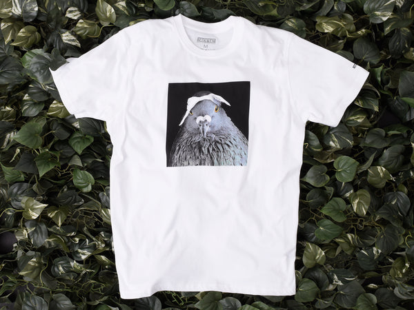 Men's Staple Pigeon 'Hit Em Up' Tee [1708C4000]