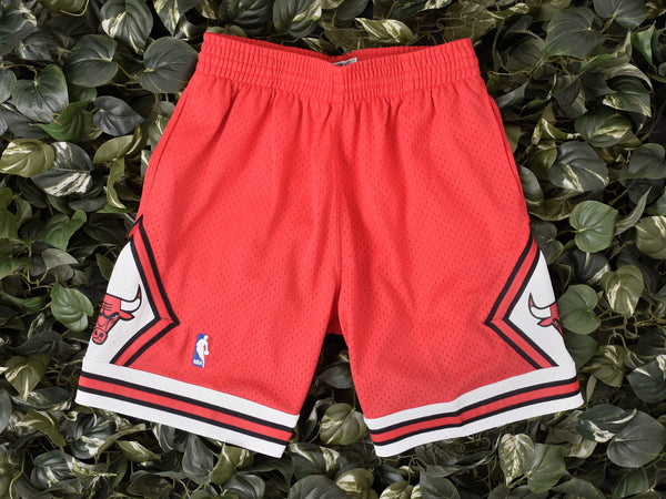 Mitchell & Ness NBA Swingman Shorts 'Bulls' [540BA-328]